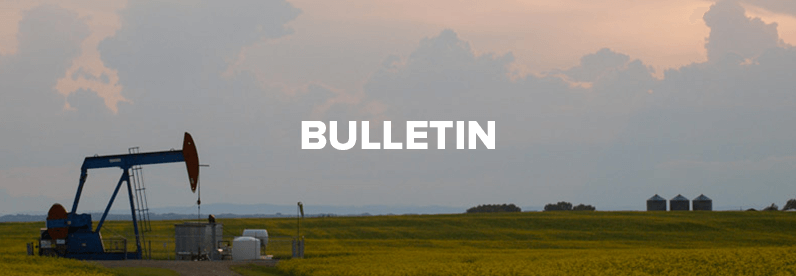 Bulletin for April 16, 2017