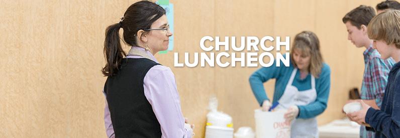 September All-Church Luncheon
