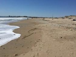 More than three beach users