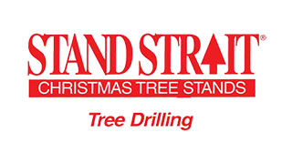Bowl and 4-Legged Stand Strait tree stands