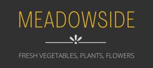 meadowside logo black gold