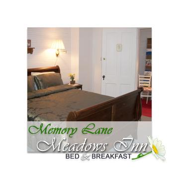 Meadows Inn New Bern NC, Memory Lane