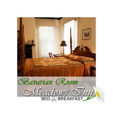 Meadows Inn New Bern NC, Bavarian Room