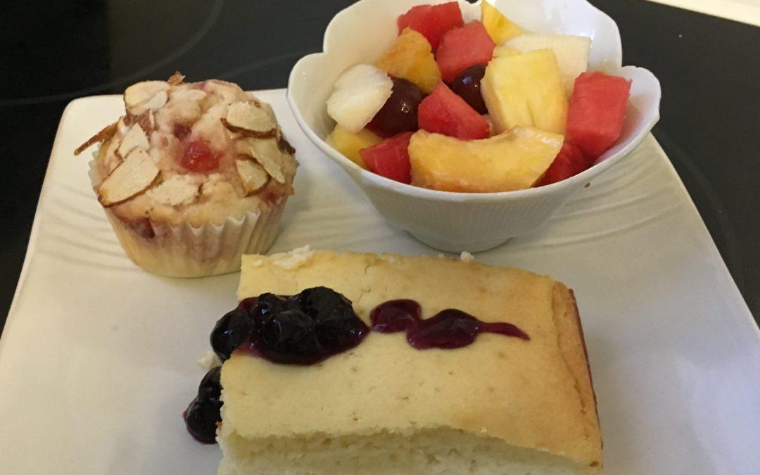 A Popular Sunday Breakfast @ Meadows Inn