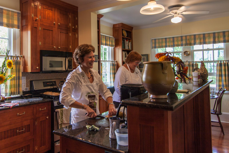 The KITCHENS of NEW BERN TOUR