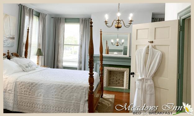 Meadows Inn, New Bern, NC, Irish Room