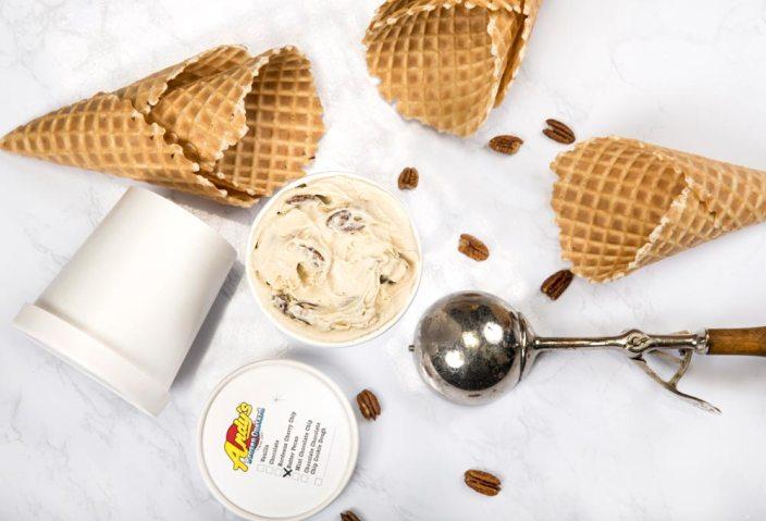 andy's ice cream mix