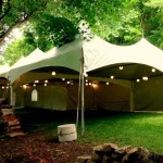 Party Rentals Including Tent Rentals.