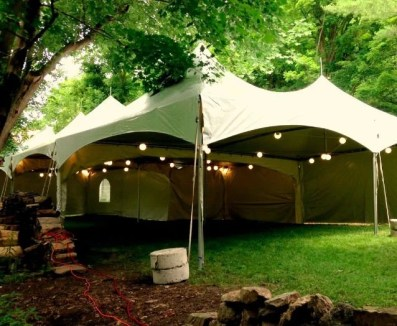 Party Rentals Including Tent