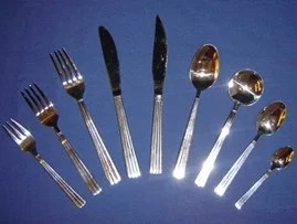 Tableware Rentals - Flatware