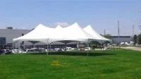 Booth Centennial - Mississauga tent rentals