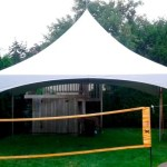 10''x20' white tent rentals mississauga delivery available