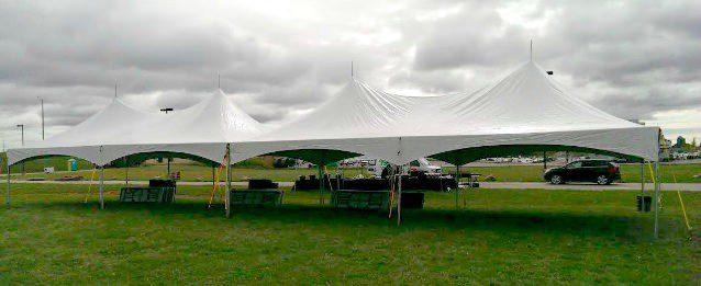 20x80 tent rentals Brampton