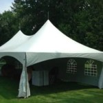Trafalgar Park - Tent Rentals Oakville