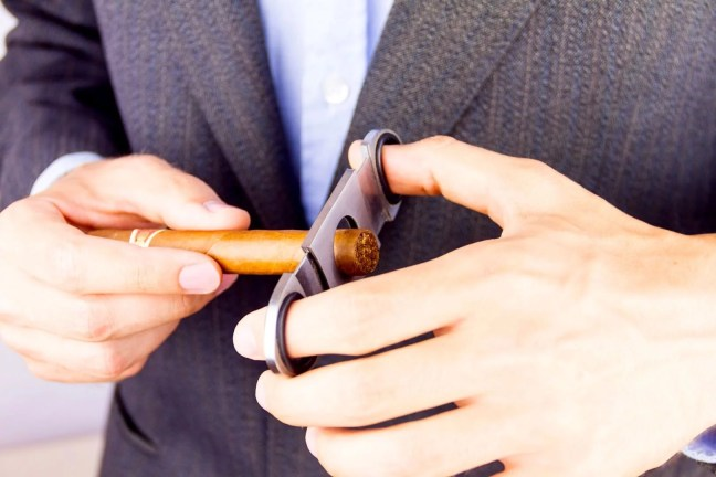 Cigar Cutting