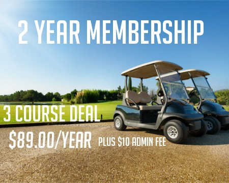 3 Year membership deal