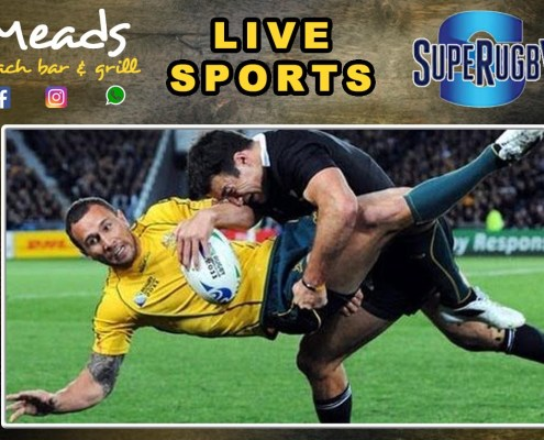 Super Rugby Finals Live @ Meads in Bali