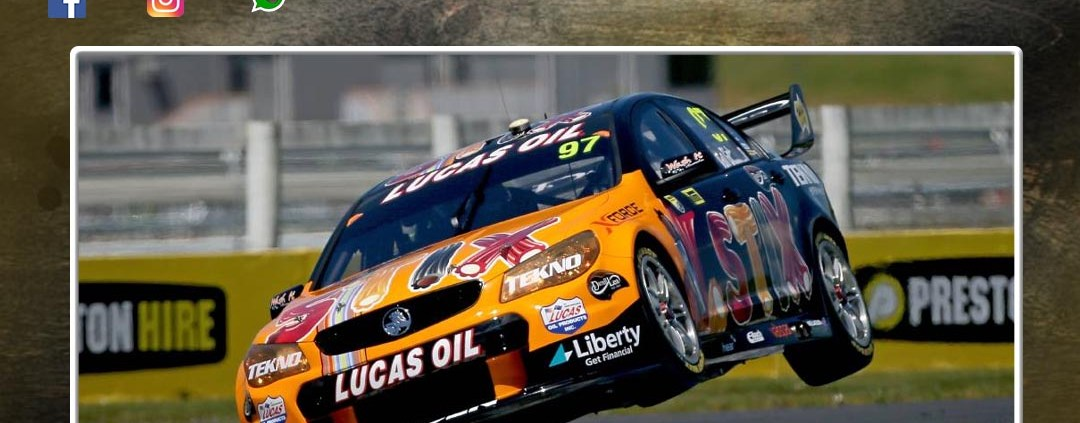 V8 Supercars Watpac Townsville 400