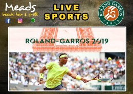 Meads in Bali Sports Roland Garros 2019 Tennis