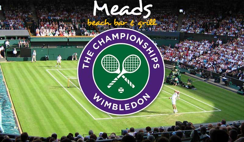Wimbledon 2019 Live @ Meads in Bali