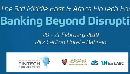 Third Middle East & Africa FinTech Forum