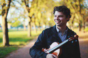 Award winning fiddler Shane Cook