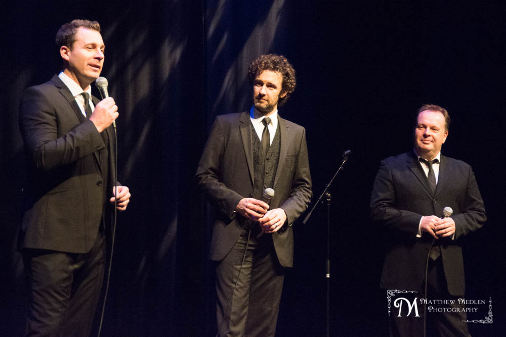 The Celtic Tenors Make Secular Music Spiritual