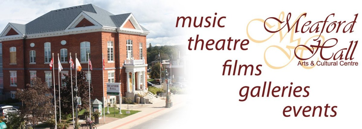 February's Range of Great  Music at Meaford Hall