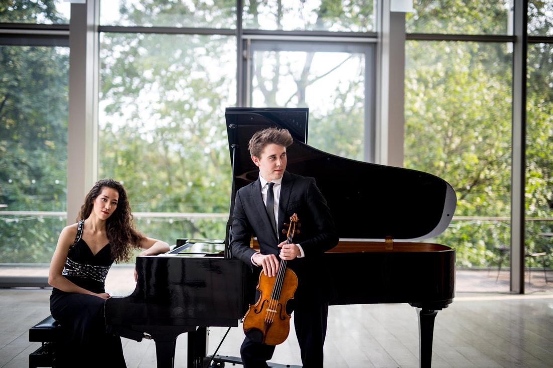 The Ezra Duo Brings The Work of Pioneering Women Composers To Meaford