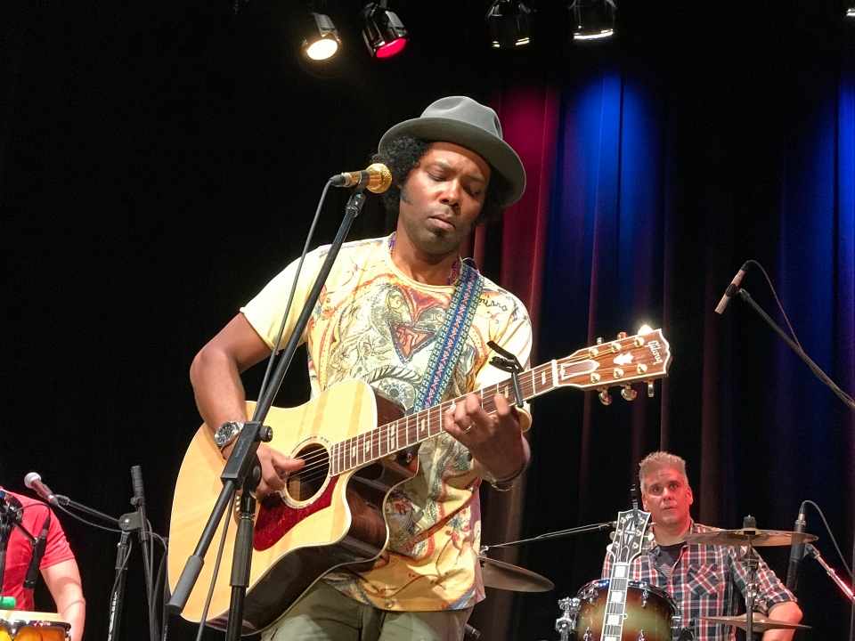Latin Grammy Winner Alex Cuba Headlines Weekend at Blue Mountain Village