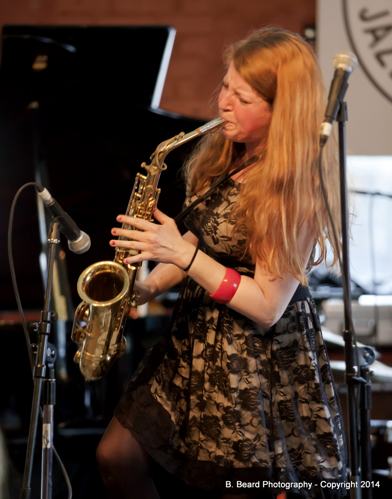 Alison Young Quintet Coming To Meaford