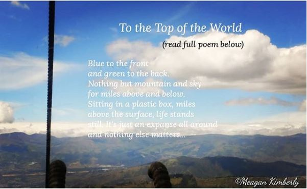 top of the world poem