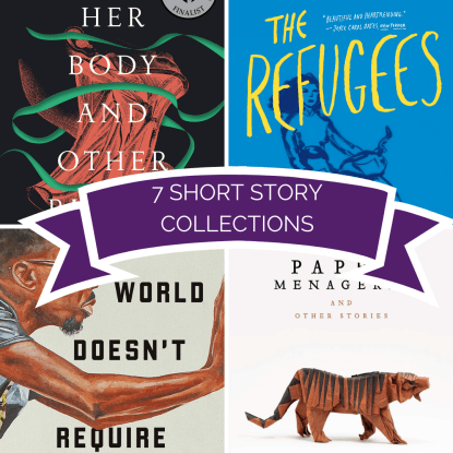 7 short story collections