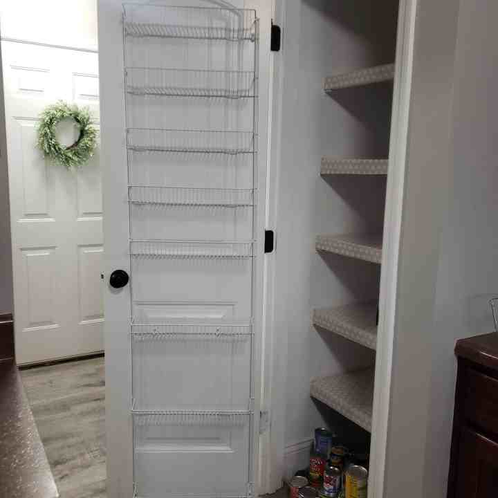 PANTRY ORGANIZATION (+How to Cover Wire Shelving for Less than $10)