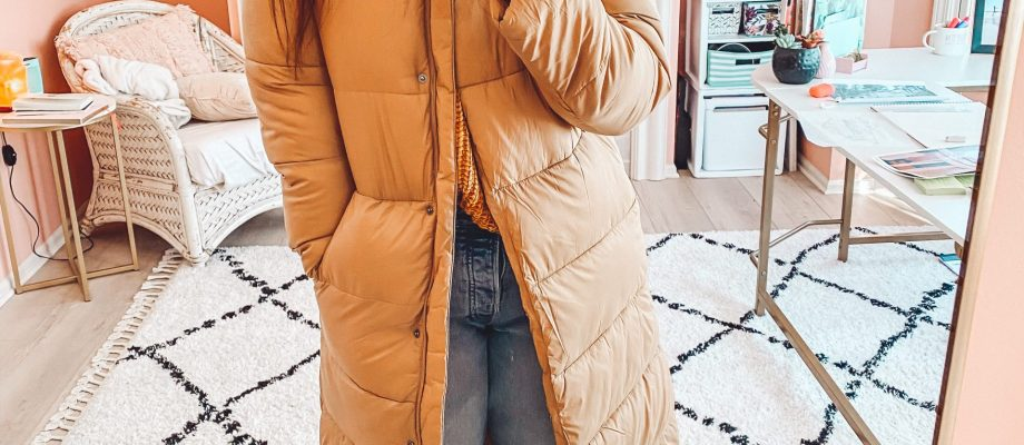 Winter Coats from Amazon