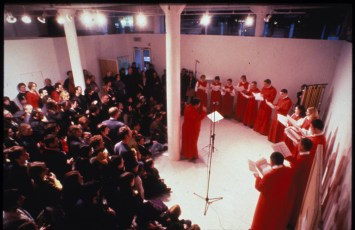 'The Gift' by Ian Balch, e.g sometime instant, Transmission Gallery, 2000