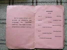 LTRC Programme 1979-1980 2