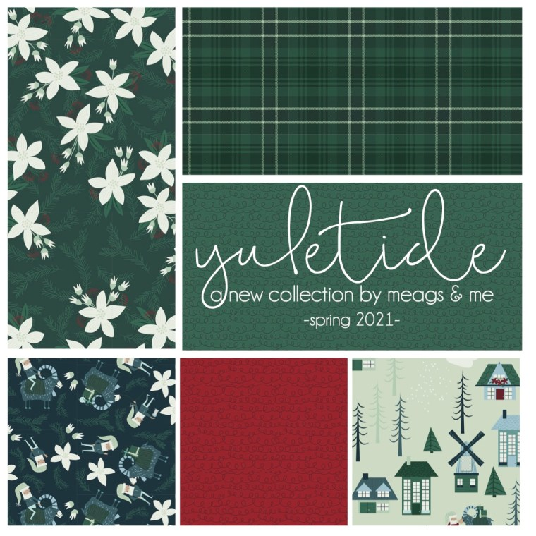 yuletide by meags and me for clothworks