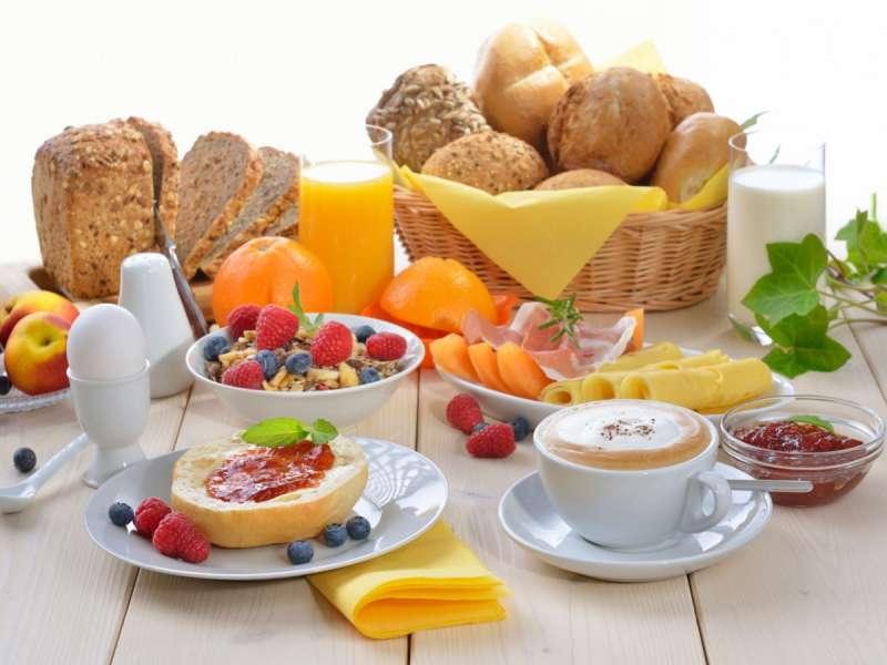 11 përbërësit për një mëngjes të shëndetshëm