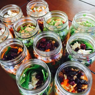 One spiralizer   30 minutes   a week of salads