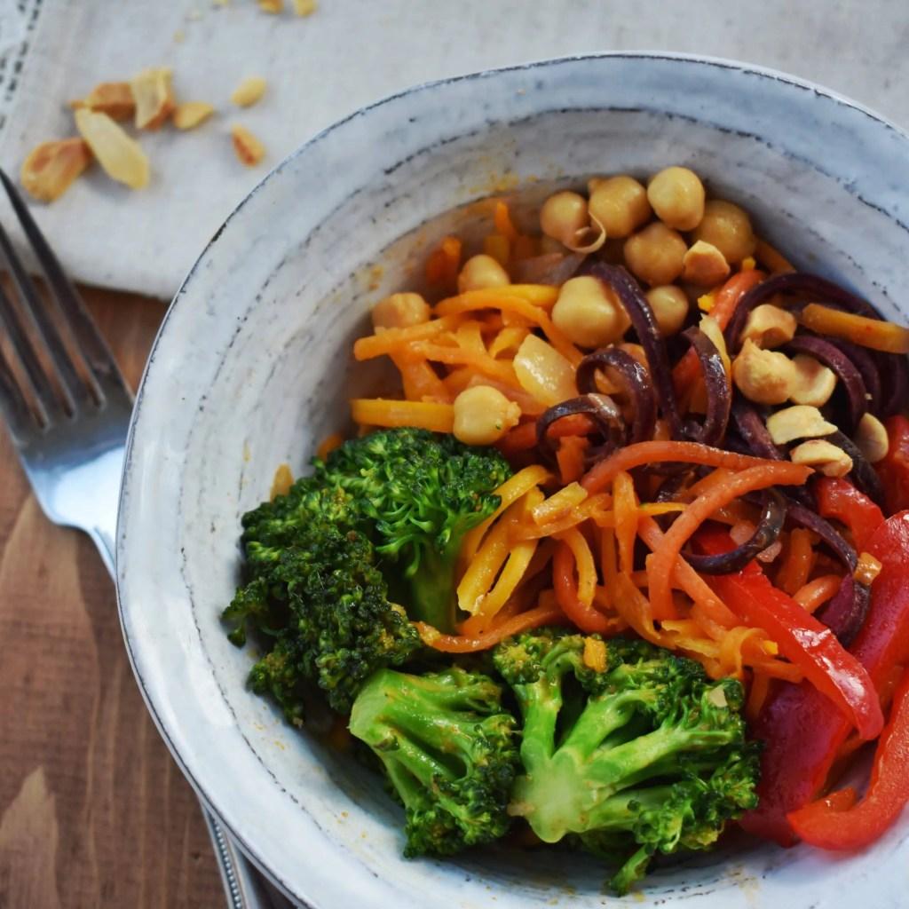 Make Ahead Thai Curry Hot Pot Dinner Kits