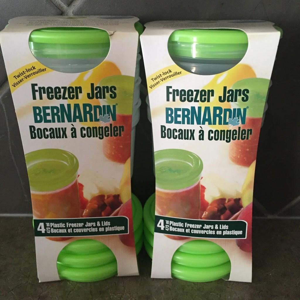 Freezer Jar Brand