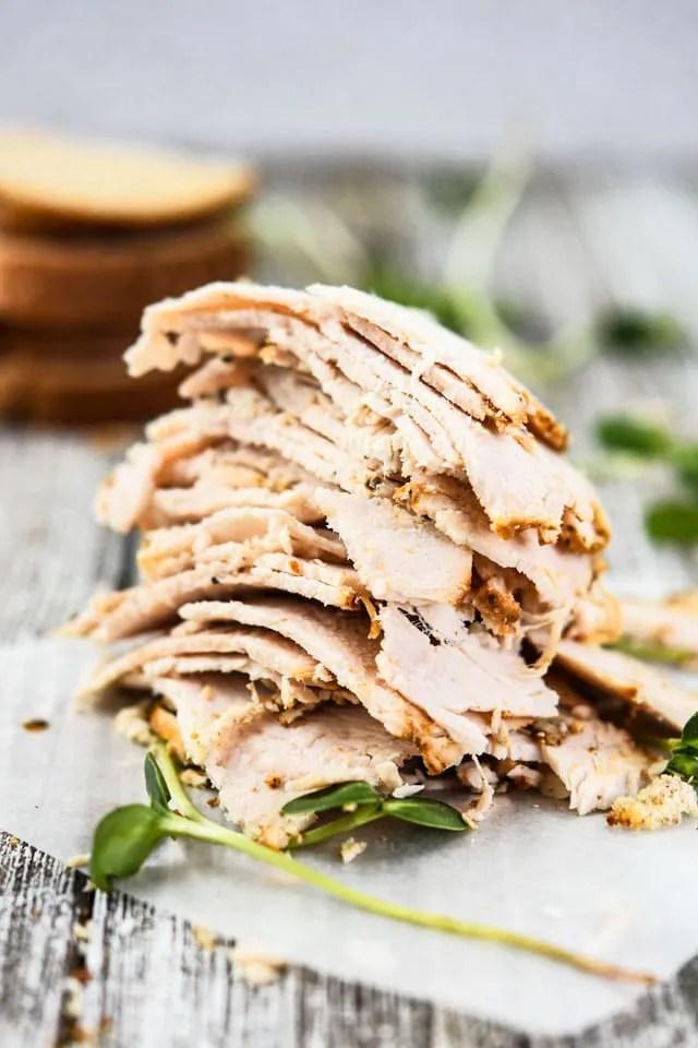Instant Pot DIY Sandwich Meat_Pile