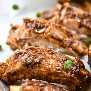 Weeknight Ribs.... in Your Instant Pot