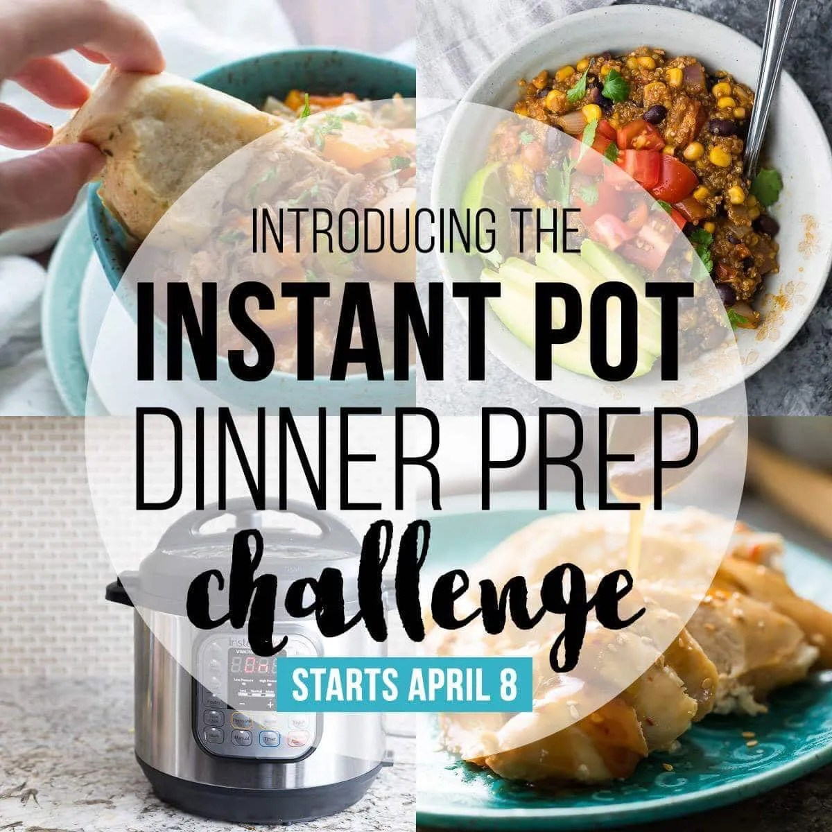 Instant Pot Dinner Challenge
