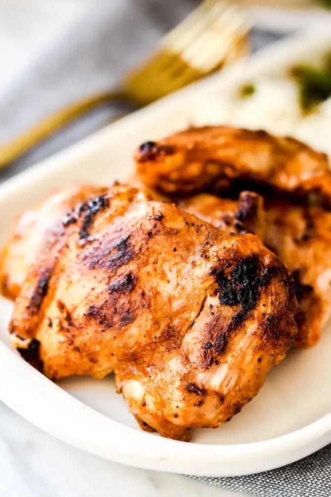 Piri Piri Chicken Cooked