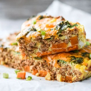 Hearty Taco Breakfast Casserole