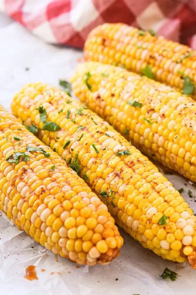 Chili Lime Corn on the Cob 2