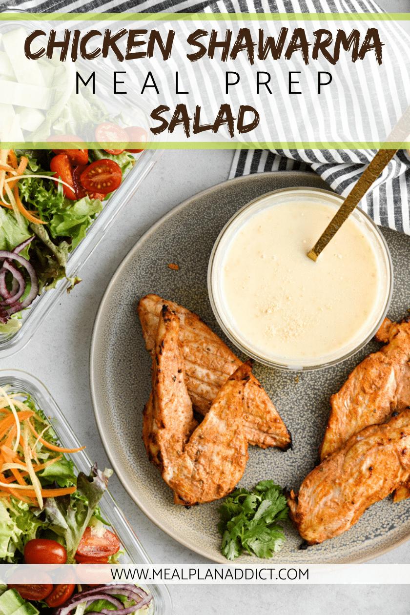 chicken shawarma meal prep salad (1)