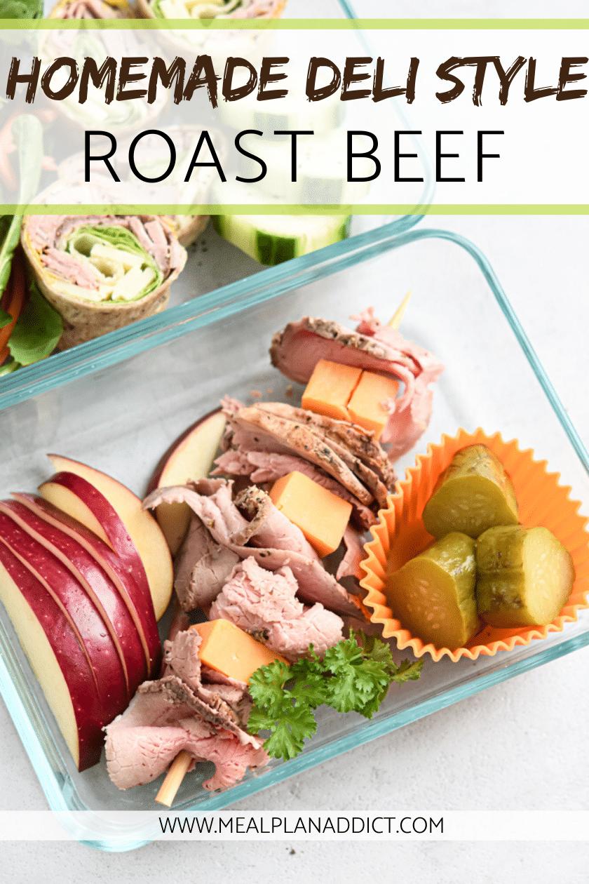 Homemade Deli Style Roast Beef (2)